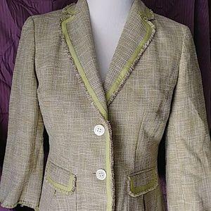 Ann Taylor Two Piece Suit